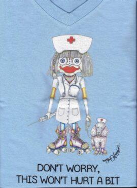 nurse t-shirt 002